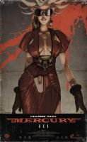 Mercuryred Gangster Hawk by couscousteam