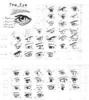 REFERENCE-Manga eyes by Aoi-Ne-Blue