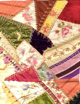 Ancient Quilt 1 by Designdivala