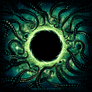 Album Art for Abysmii's Forgotten Eldritch Galaxy by SylviaRitter