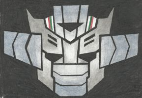 Autobot insignia - Wheeljack (TFP) by LadyIronhide