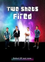Two Shots Fired - promo poster by stradivarius42