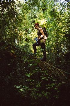 To the Treetop - Warhammer 40K Catachan - Cosplay by Carancerth