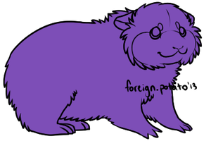 Hamster Lines by foreign-potato