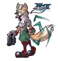 fox_mccloud.marker by ArcZero
