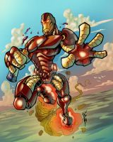 IronMan F.U.I color by skulljammer