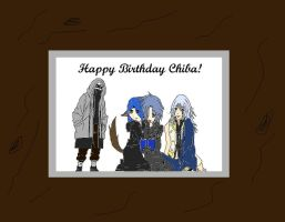 Happy Birthday Chiba by Itachisgirl4ever