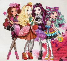 Ever After High by Maza4040