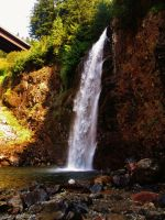 Franklin Falls by bleu-claire-stock