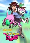 Pokemech D.Va by 2ngaw