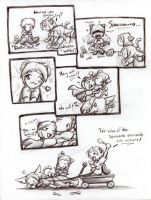 Spoons- Weapons of 5 Year-Olds by bluezjessi