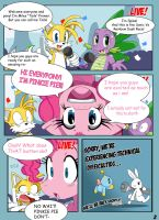 The Race is On: Pg 2 by ss2sonic