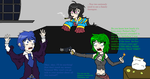 Not the loveliest 'family' around. by Nneriamux4ever