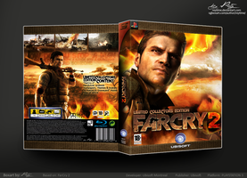 FarCry 2 LCE Boxart by reytime
