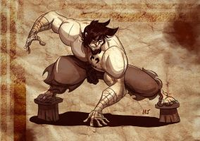 For Leomon by njay