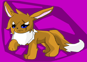 Sara The Eevee by Sonic201000