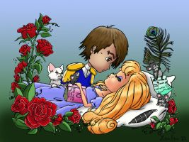 Sleeping Beauty by Loulou13