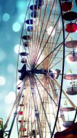 Ferris Wheele by LittleMiliMonster