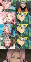 Sakura for Naruto is? by NaruSaku13page