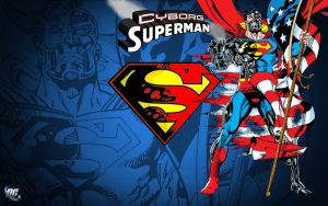 Reign of the Cyborg Superman by Superman8193