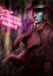 The Synth Detective by OctoGear
