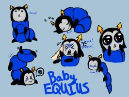 Baby Equius by Marchie-Monrey