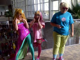 Neko-Con 2012: Trickster Jade, Dave by LingeringSentiments