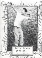 Kevin Haddon by bassistofclosson