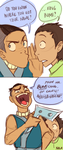 Uncle Sokka and his puns by xldlcrz