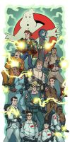 ghostbusters by stalnososkoviy