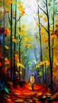 MORNING MOOD 2- LEONID AFREMOV by Leonidafremov