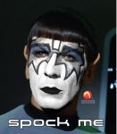 SPOCK ME by medek1