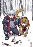 52-Snow by Gaara-Kamikaze