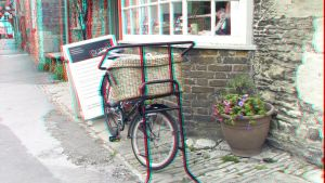 the bakers delivery bike by Maysmum