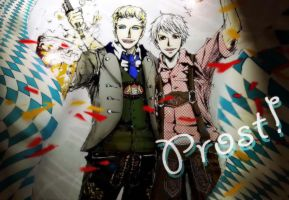 Germany,Prussia-oktoberfest by witchofwest