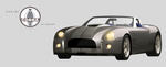 Shelby Cobra Concept Vector by SzGfx