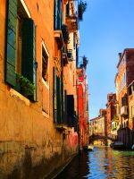 Venezia River by enchantma