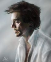 Robert Downey jr by CocaineJia