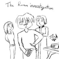 The Raven Investigation by 4thWarmasterKais