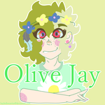 Olive Jay by HaybelleWarrior