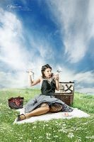 The Picnic by VenjaPhotography