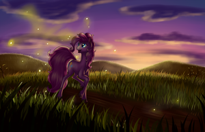 Dusk by Grennadder