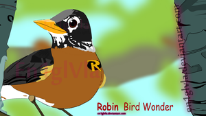 Robin Bird Wonder *Updated* by Whetsit-Tuya