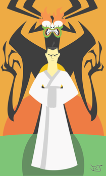 In the Shadow of Aku by Jerabout
