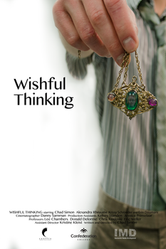 Wishful Thinking - Movie Poster by Unhodin