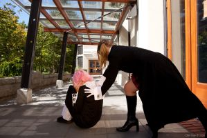 Soul Eater: Go To Class Chrona by SheerBliss