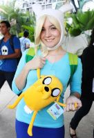 Fiona: Adventure Time by Maowww