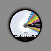 DVD Label by Morefeous