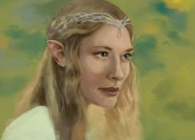 Galadriel by ImperfectSoul