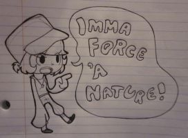 force 'a nature by meesetrax